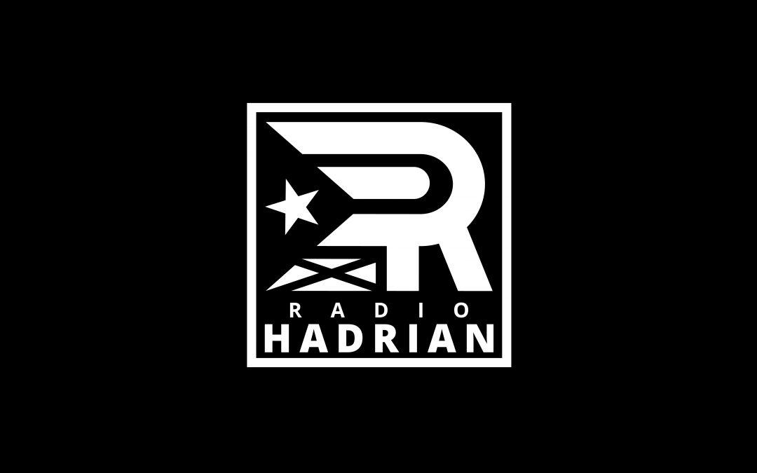 Nou logotip de RADIO HADRIAN