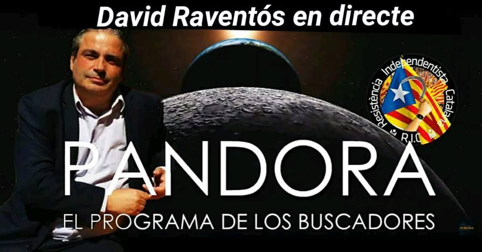 David Raventós – Així ens manipulen – Pandora, programa de los buscadores
