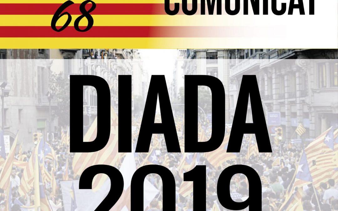 COMUNICAT DE DIRECTE 68 – DIADA 2019